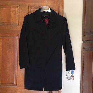 Anne Klein Heavyweight Classic Style Trench Coat